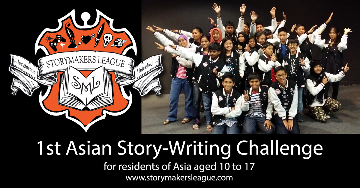 1st Asian Story-Writing Challenge