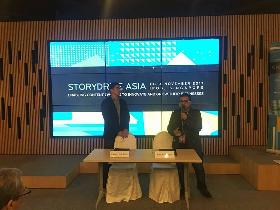 Storymakers League Singapore